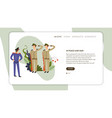 in peace and war army service soldiers recruitment vector image
