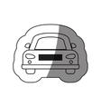 Isolated car vehicle