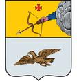 Malmyzh City vector image