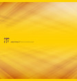 abstract yellow and brown lines floor vision vector image