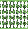 natural leaf to ecology preservation icon vector image vector image