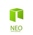 neo symbol vector image
