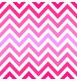 pink chevron retro decorative pattern background vector image vector image