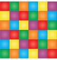 Seamless colorful mosaic tiles pattern vector image vector image