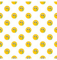 cry smile pattern seamless vector image vector image