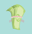 Money Saving The Austerity Concept vector image