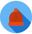 Warm Cap vector image vector image