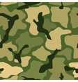 Abstract seamless camouflage pattern vector image