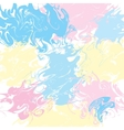 Abstract marbled pattern vector image