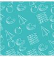 background school teachers day vector image vector image