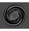 Abstract background circular vortex vector image