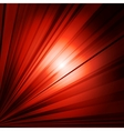 Abstract background with colored lines and light vector image vector image