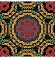 Seamless oriental tile pattern Vintage tribal vector image vector image