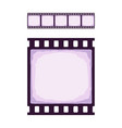 seamless template cinema or photo strip vector image