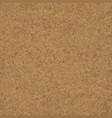 cork board background vector image