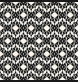 Lace seamless pattern abstract black and white