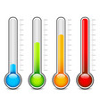 thermometer graphics vector image