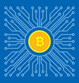 Bitcoin blockchain modern technology