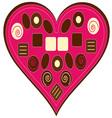 Chocolate Box vector image