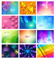 abstract seamless pattern modern vector image vector image