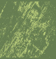 distress green texture vector image vector image