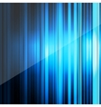 Abstract background with colored lines on paper vector image vector image