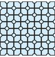 Tile black and pastel blue pattern vector image