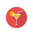 orange icon sign symbol vector image vector image