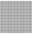 weaving seamless pattern vector image vector image