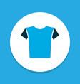blouse icon colored symbol premium quality vector image