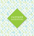 retro pattern background 3107 vector image