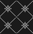Black and white decorative floor tiles pattern