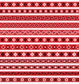 Red bandana borders