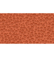 Red sponge background vector image vector image
