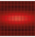Red Abstract Squares Background vector image vector image