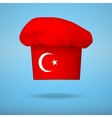 Turkish national cuisine vector image vector image