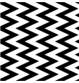 vertical zigzag chevron seamless pattern vector image