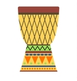 African drums vector image vector image