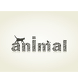 Animal4 vector image vector image
