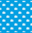 oil storage tank pattern seamless blue vector image vector image