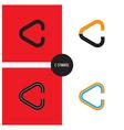 C- Company Symbol vector image