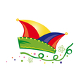 Carnival decoration vector image vector image