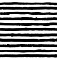 irregular striped brush strokes pattern seamless vector image