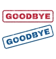 Goodbye Rubber Stamps vector image vector image