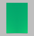 pine tree pattern brochure backgeround design vector image vector image