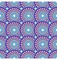 vintage violet-blue-white seamless pattern vector image vector image