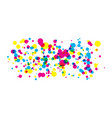 abstract metaball background vector image vector image