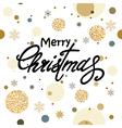 Christmas holiday backdrop vector image vector image
