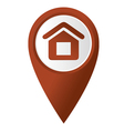 Home Pointer vector image