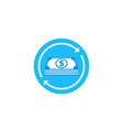 cash flow money return icon vector image vector image